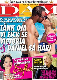 Mette-Marit & Haakon - so in love!