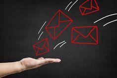 Du kan enkelt effektivisere bruken av eWay-CRM til korrespondanse med kundene dine. Følg vårt tips.