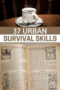 37 Urban Survival Skills - While many of this listicle style articles can be a bit dry or redundant, its safe to say that in nearly 40 skills you are going to see something that you didn't know before. #prepping #preparedness #prepper #survival #shtf