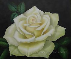 "Blooming Classical Painting Reproduction Flower Oil Paintings Rose, Size: 24"" x 20"", $89. Url: http://www.oilpaintingshops.com/blooming-classical-painting-reproduction-flower-oil-paintings-rose-2222.html"