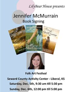 Jennifer McMurrain: Events