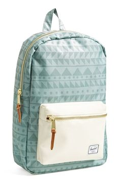 Everything You Need to Go Back to School in Style: Herschel Supply Co. 'Settlement Mid-Volume' Backpack