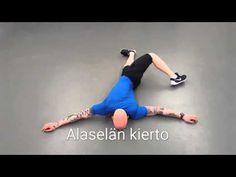 (47) Perusvinkit alaselän ja lantion liikkuvuuden parantamiseksi | Vireus - YouTube