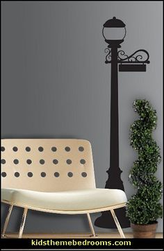 I'm doing the lamp in my bistro area... How cute!
