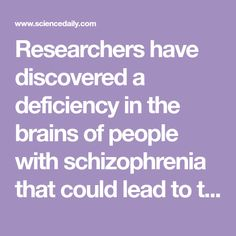Schizophrenia related to abnormal fatty metabolism in the brain What Causes Schizophrenia, Therapy For Schizophrenia, People With Schizophrenia, People With Bipolar Disorder, Corpus Callosum, Mass Spectrometry, White Matter, Research Scientist, Mental Disorders