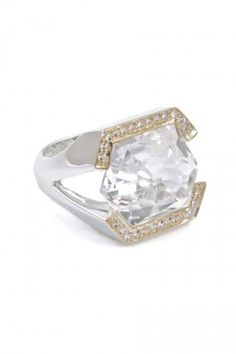 Kara Ross Lollipop Ring, $770, available at Kara Ross. #refinery29 http://www.refinery29.com/19565#slide-15