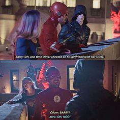 Barry really didnt have to violate him like that - Funny Superhero - Funny Superhero funny meme - - The post Barry really didnt have to violate him like that appeared first on Gag Dad. Superhero Shows, Superhero Memes, Superhero Symbols, Team Arrow, Arrow Tv, Supergirl Dc, Supergirl And Flash, Arrow Flash, Arrow Memes