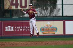 Derr's Slam Leads FSU Past North Carolina, 9-4 Fsu Baseball, Chapel Hill, Slammed, North Carolina, The Row, Past, Two By Two, Led, Past Tense