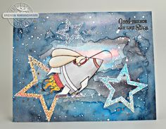 Stamping as Fast as I Can! | good friends are like stars