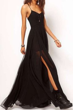 Graceful Maxi Dress with amazing price and free shipping! Discover the look at OASAP