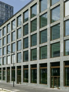 Gallery - Richtiring Office Building / Max Dudler - 11