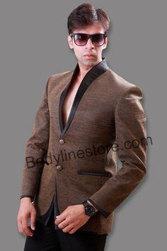 HIGHNECK BLAZER BL5042  #blazer #blazerformen #suits #style #weddingblazer #blazerforwedding Reception Suits, Blazers For Men, Wedding Suits, Formal Wear, Tuxedo, Blazer Suit, Elegant, Jackets, How To Wear
