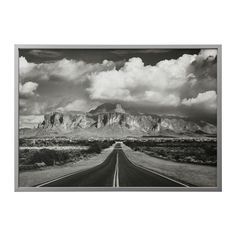 IKEA Picture with frame Superstition mountains, usa/black: decoration / frames-pictures The picture and frame come in separate packages. Ikea Pictures, Nature Pictures, Framed Pictures, Frames On Wall, Framed Wall Art, Superstition Mountains, When You Come Home, Ikea Family, What Image
