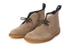 WTAPS x Clarks Desert Boots #men #shoes