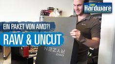 Ein Paket von AMD?! / PCGH Raw & Uncut https://youtu.be/dbPbHJm124E