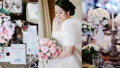 An Elegant Filipiniana Wedding with a Deep Burgundy Theme Filipiniana Wedding, Wedding Gowns, Bridal Car, Rose Photos, Deep Burgundy, Bridesmaid Robes, Marry Me, Wedding Styles, Wedding Bands
