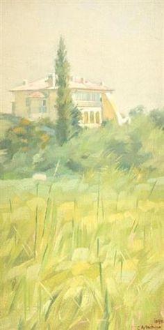 House on Capri Island - Constantin Artachino