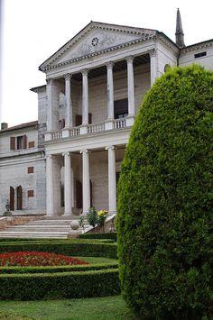 Villa Cornaro - Palladio - 1553 - Piombino Dese, Veneto, Italy