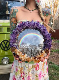Witch Craft, Crystals And Gemstones, Stones And Crystals, Mundo Hippie, Yule, Aqua Aura Quartz, Crystal Aesthetic, Spirit Quartz, Rose Quartz Heart