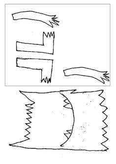 """Excellentes ces ressources ! Tout pour poursuivre la lecture du livre """"le monstre des couleurs"""" - la maternelle de Camille Monster Activities, Monster Crafts, Teaching Activities, Color Activities, Emotional Child, Social Emotional Learning, Kindergarten Behavior, Finger Plays, Conflict Resolution"""