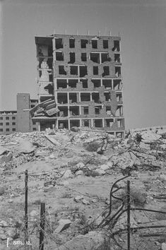 Vista de la Ciudad Universitaria 1939 f. Otto Wunderlich