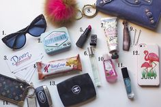 Devon Rachel: What's Inside My Bag?