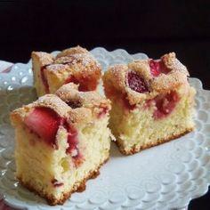 Strawberry Cake #strawberry #strawberries