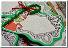 grinch, dust, candies, gifts, christmas eve, candy canes, gift tags, first grade, parti