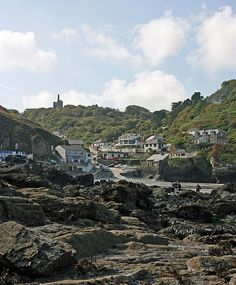 St Agnes, Cornwall by meonere, via Flickr