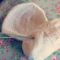 Easy Baby Hat Pattern