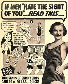 19 Ridiculously Sexist Vintage Ads. Yes, These Are Actually Real.