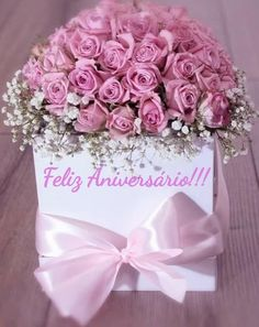 Happy Petals :for reservation and inquiries Birthday Wishes Flowers, Happy Birthday Wishes Images, Happy Birthday Celebration, Happy Birthday Flower, Birthday Bouquet, Beautiful Rose Flowers, Beautiful Flowers Wallpapers, Beautiful Flower Arrangements, Floral Arrangements