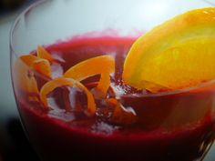 succo di barbabietola rossa - e frutta