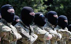 Ukrainian Neo-Nazis Seek to Join US-Led Coalition in Syria - German Media