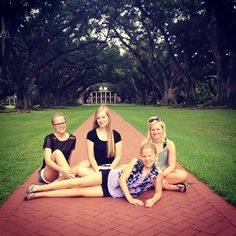 wonderful day at the famous oak alley plantation