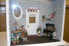 Connie Sauve - Miniature Show