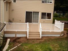 Deck Railing Systems | Azek Deck with Veranda Rail