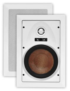 OSD Audio IW690 Kevlar Series Home Theatre In-Wall Speakers (Pair, Off-White) by OSD Audio. $128.20. The IW690 is capable of handling the most demanding digital audio signals in home theater systems and listening rooms of intermediate size. The IW690 is flagship in the 6.5-Inch Series and features  a 1-Inch aluminum dome tweeter and Kevlar woofer for remarkable clarity and bass response. Kevlar is best component for woofers as it responds note for note without coloratio...