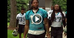 Panthers WR Kelvin Benjamin Showed Up To OTAs Overweight And The Internet's Got Jokes