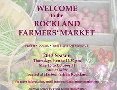 Rockland Farmers Market