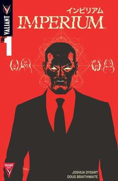 Imperium #1: Toyo Harada's powers are public knowledge, his allies have turned to enemies, and he is hunted by every government on the planet.  Instead of surrendering, Harada has one last unthinkable gambit to play: to achieve more, faster, and with less, he will build a coalition of the powerful, the unscrupulous and the insane. No longer content to demand a better future, he will recruit a violent legion from the darkest corners of the Earth to fight for it. The battle for utopia begins…