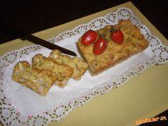 Nákyp z údeného mäsa ♥ ♥ ♥ Russian Recipes, French Toast, Breakfast, Polish, Food, Morning Coffee, Vitreous Enamel, Essen, Meals