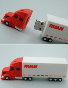 Did You Know You Can #Design Your Own Custom USB Keys for Your Business?  #Truck #USB #Drive  http://www.conceptplus.ca/custom-usb-keys.html