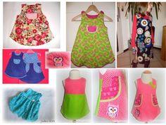 Das Milchmonster - eBook Kleid Frida Milchmonster Das Milchmonster Nähanleitung Schnittmuster