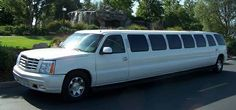 We have the perfect White and Pearl colored Stretch Limos and a for your Wedding, Quinceanera, Anniversary, or Sweet Sixteen Birthday parties! Our White Wedding Limos all have: Wet bars Light Shows...