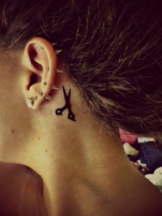 Scissor Tattoo, this is what I want