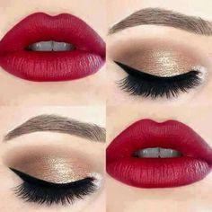 DesertRose,;,nice makeup,;,