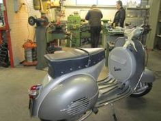1956 Vespa GS 150