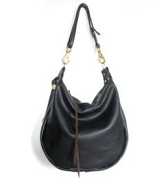 Leather Hobo Bag | Dash out the door with this leather hobo bag in tow and you're... | Backpacks