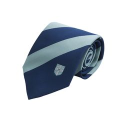 Official University Of Cambridge Light Blue Broad Stripe Tie